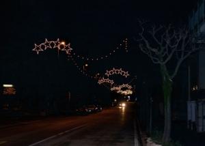 stelle di luminarie